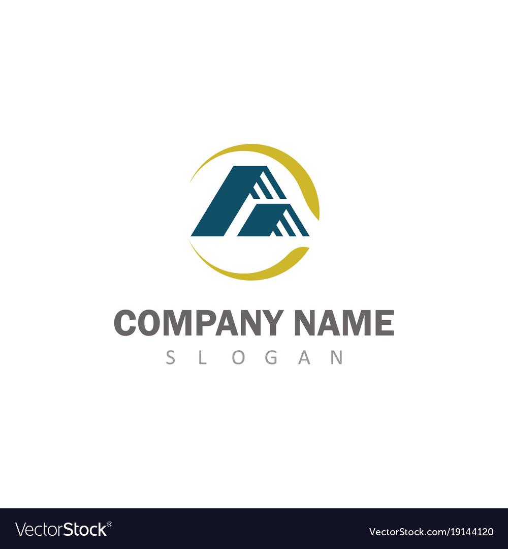 Roof company logo
