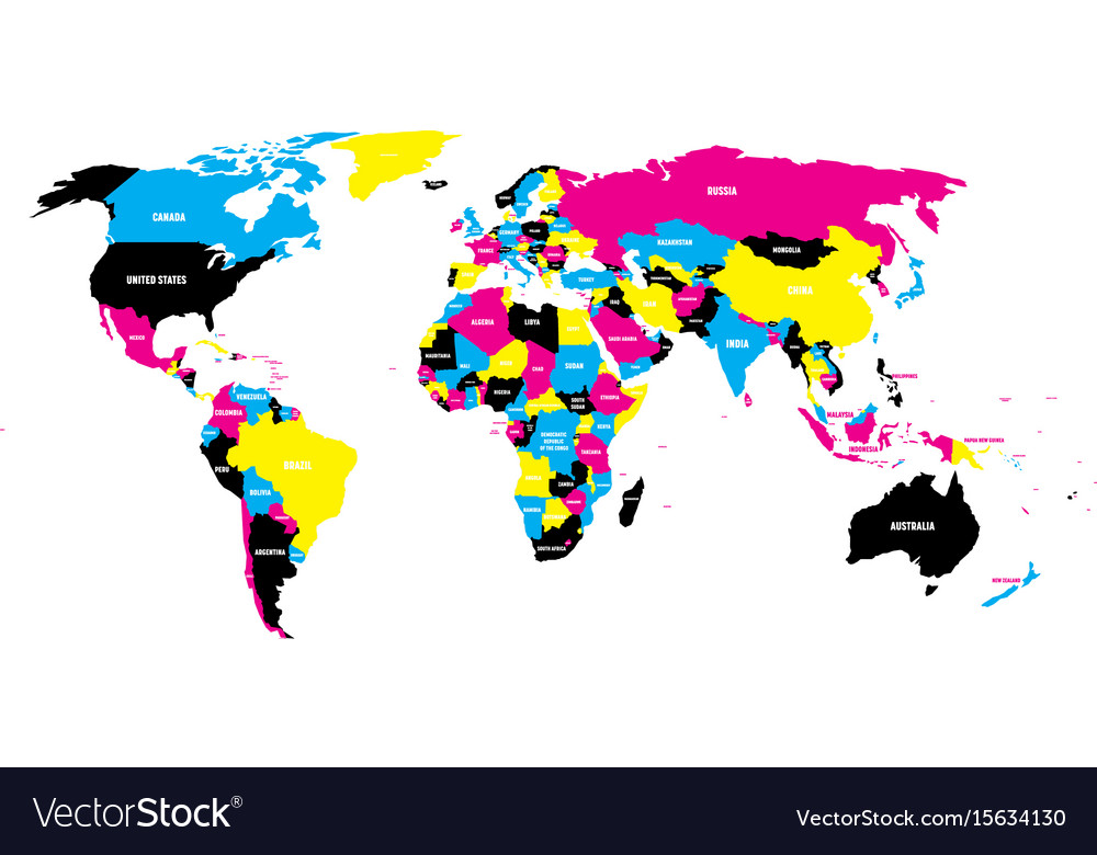 Political map of world in cmyk colors with country on political map kerala, atlas of india, geography of india, political map government, political world map, map showing india, major rivers of india, north india, varanasi india, northern region of india, nashik india, maps of only india, maps for india, world map india, jharkhand india, provinces of india, leader of india, states of india, bangalore india, where's india,