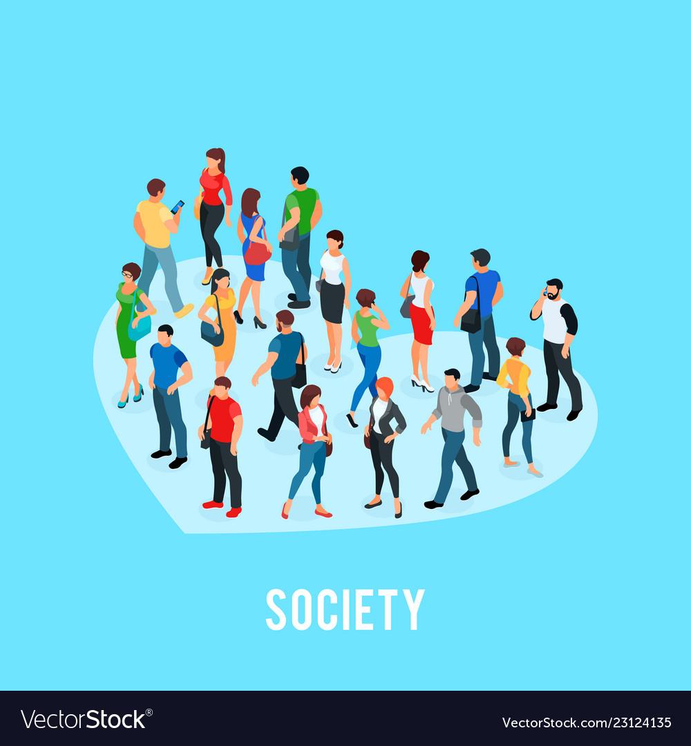 Social concept of public opinion