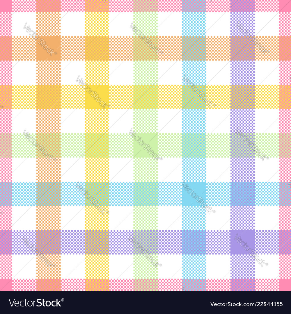 Rainbow lgbt - seamless watercolor pattern