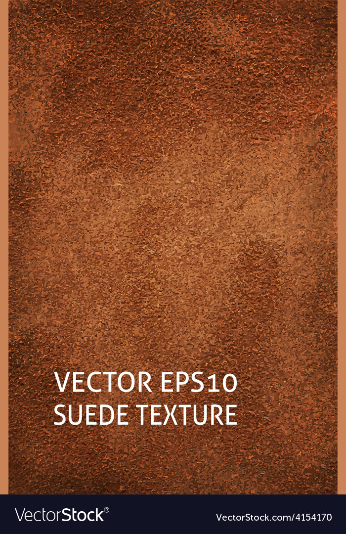 Brown suede vertical background