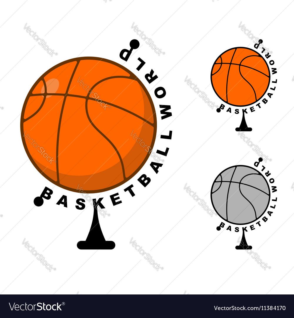 World basketball Globe ball game Sports accessory