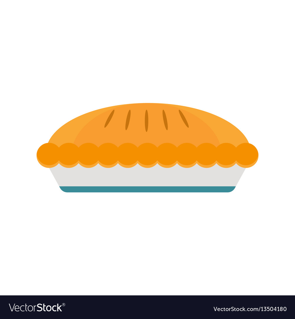 Baked bread products isolated food meal vector image