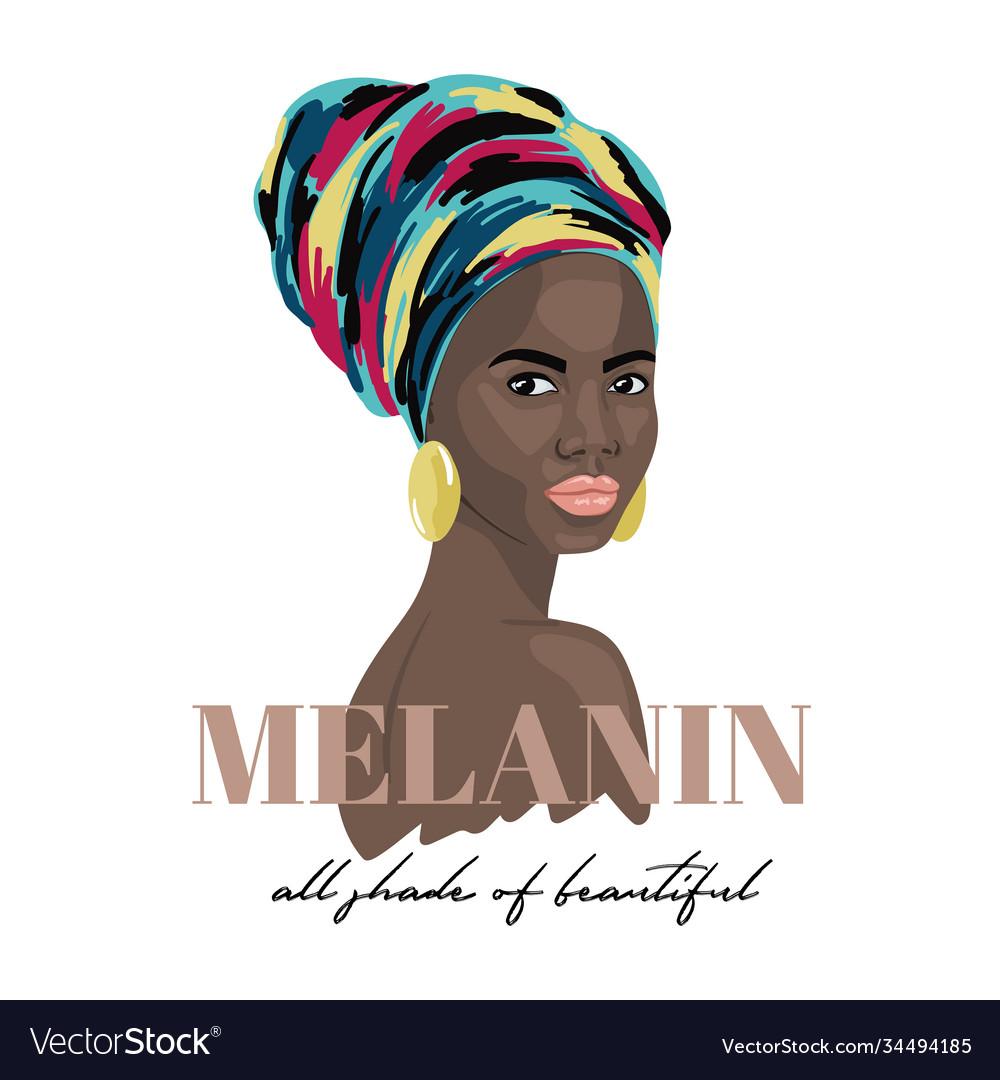 Melanin all shade beautiful