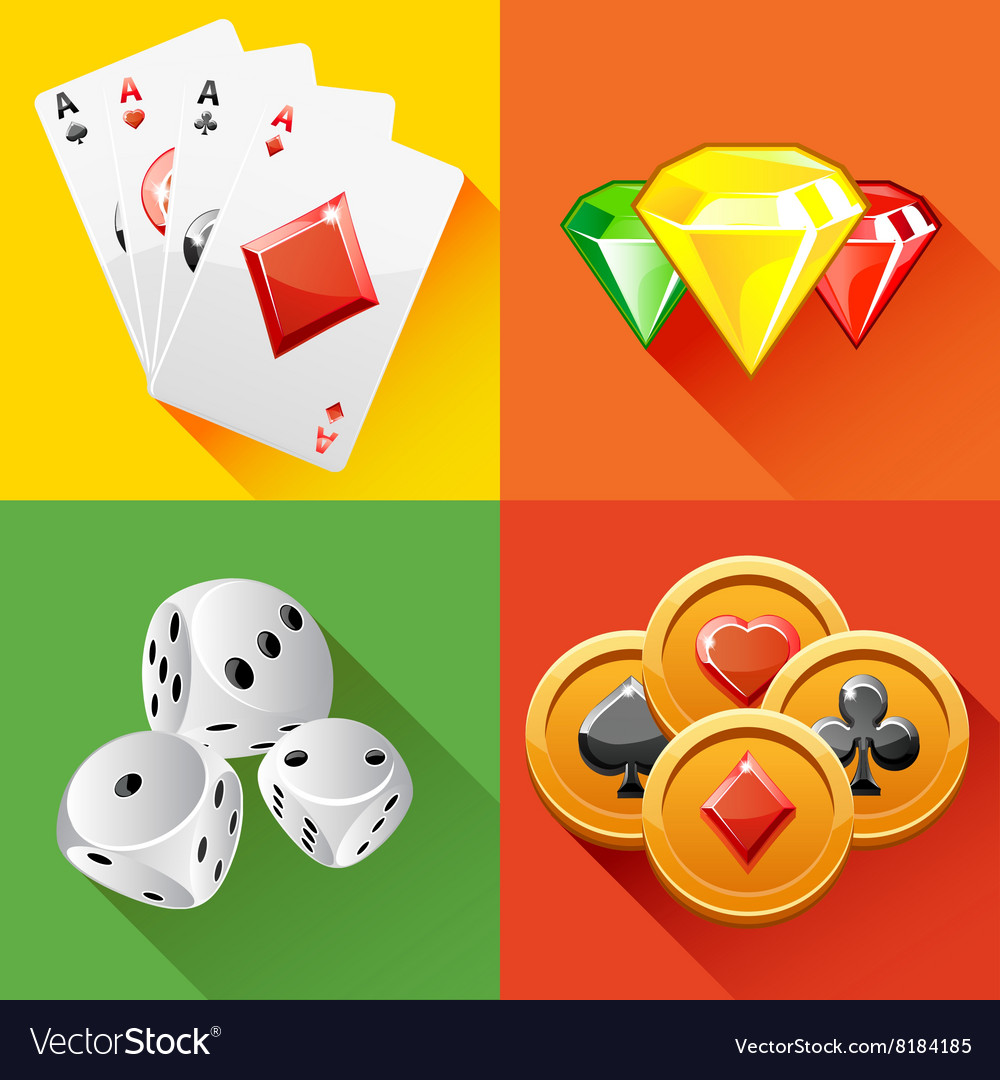 Poker icon in
