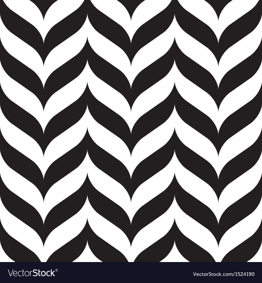 Background seamless pattern chevron vector image
