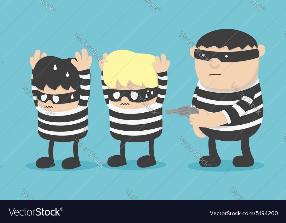 Thief robber Thief