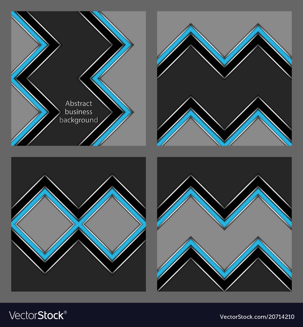 Set of abstract business patterns