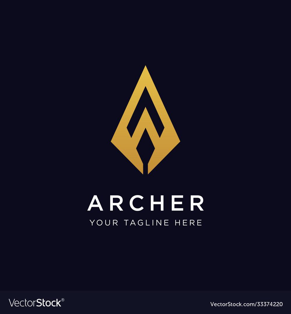Archer logo design inspiration