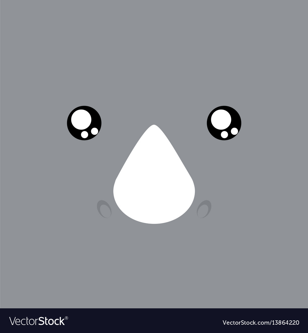 Cartoon rhino background