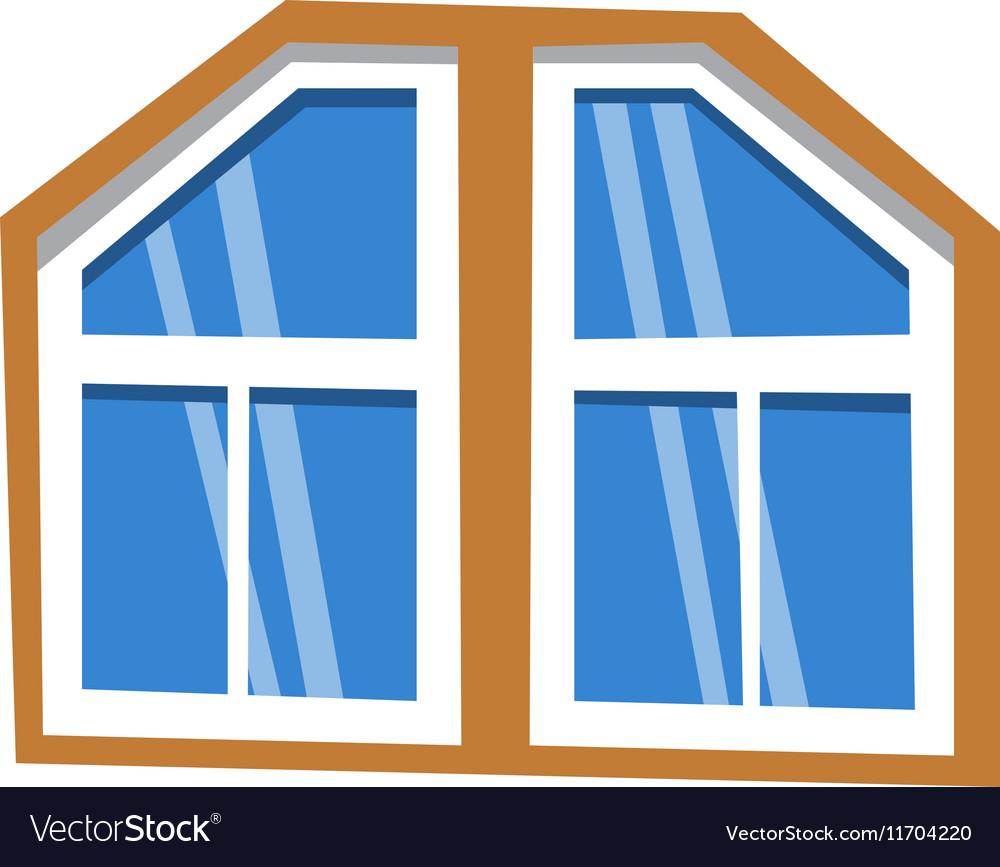 Different house windows elements