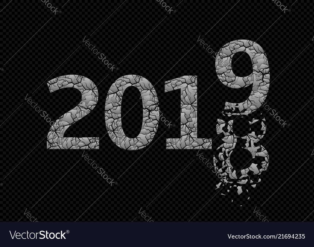 2019 broken silver numbers