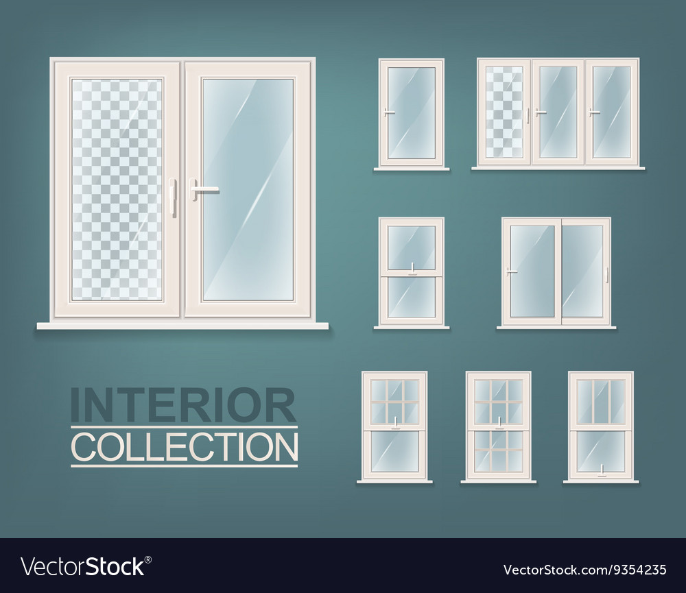 Windows Photorealistic Set