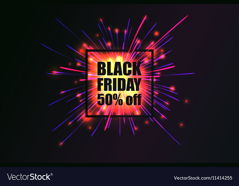 Black Friday Fireworks discounts