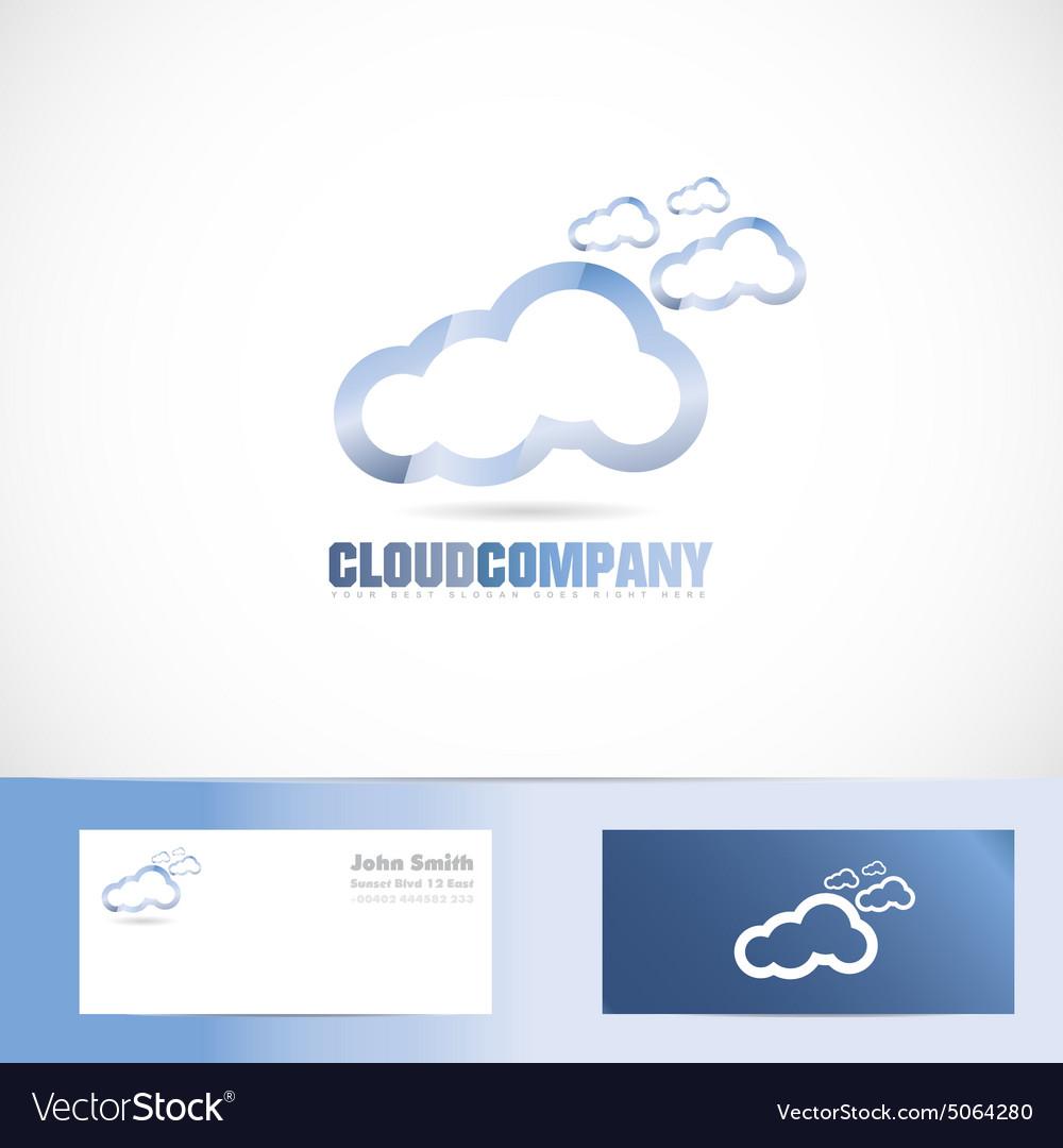 Cloud company logo