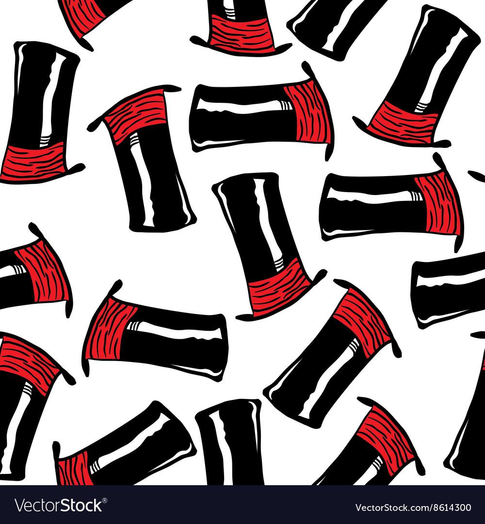 Top hat pattern