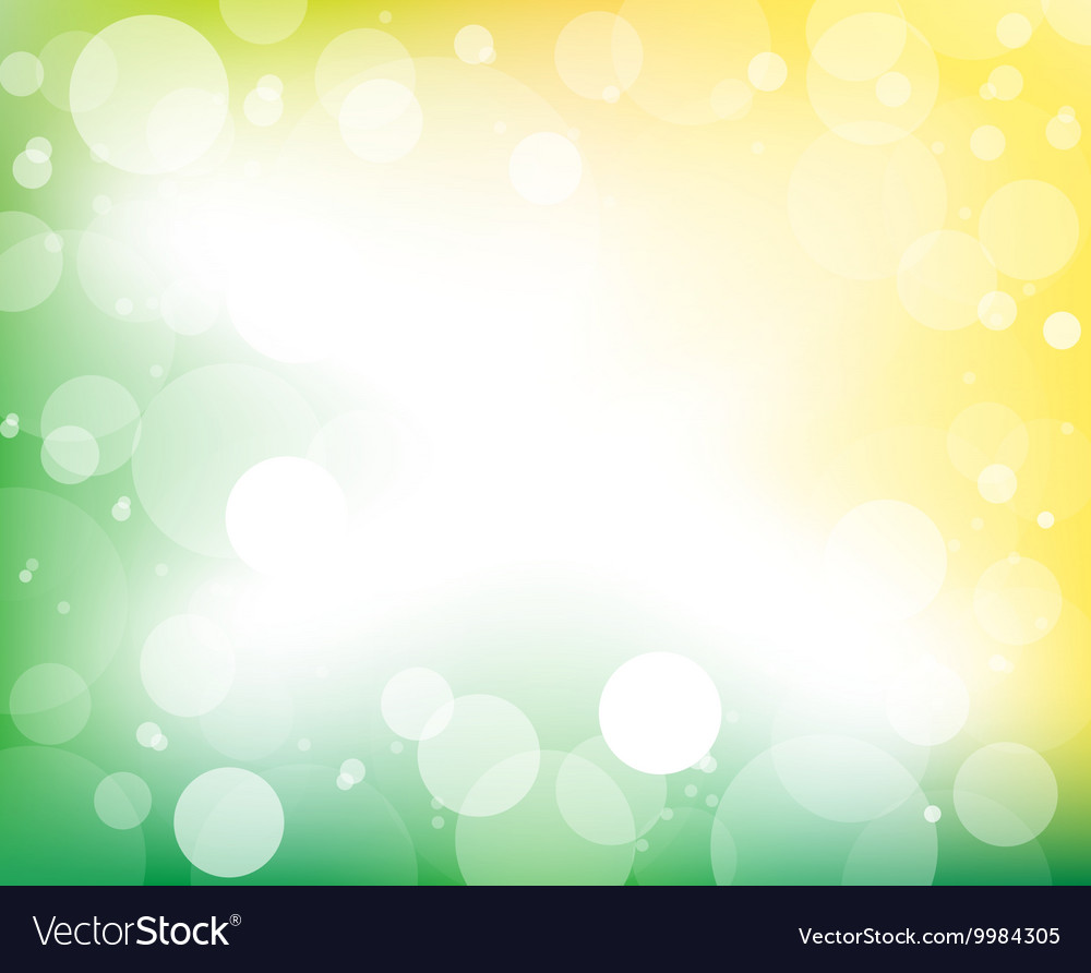 Abstract light summer background vector image