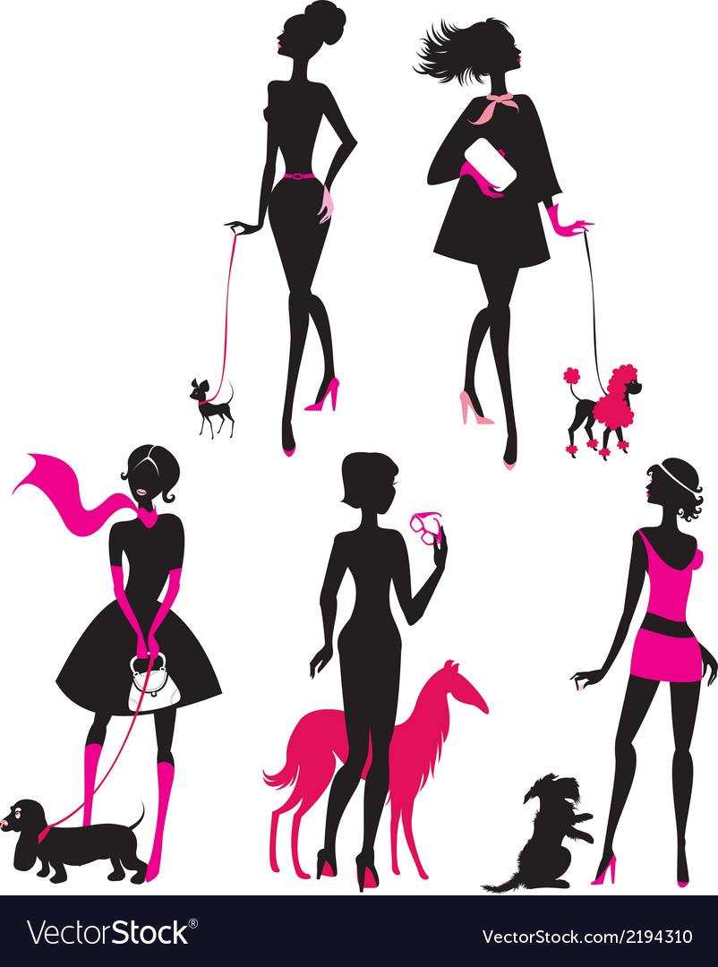 Dog girls set 2 380