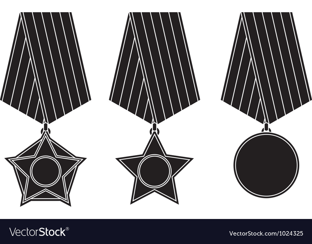 Soviet orders and medal