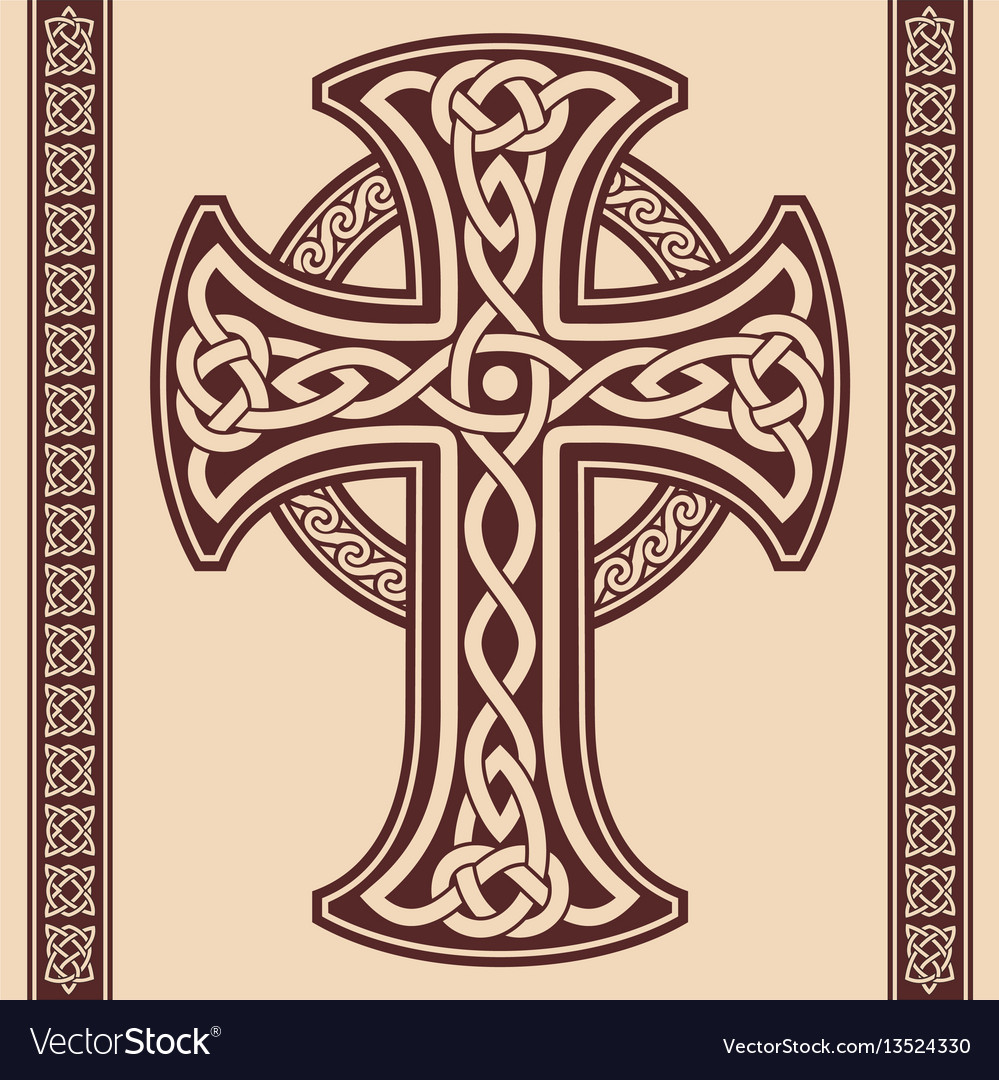 Celtic national ornaments