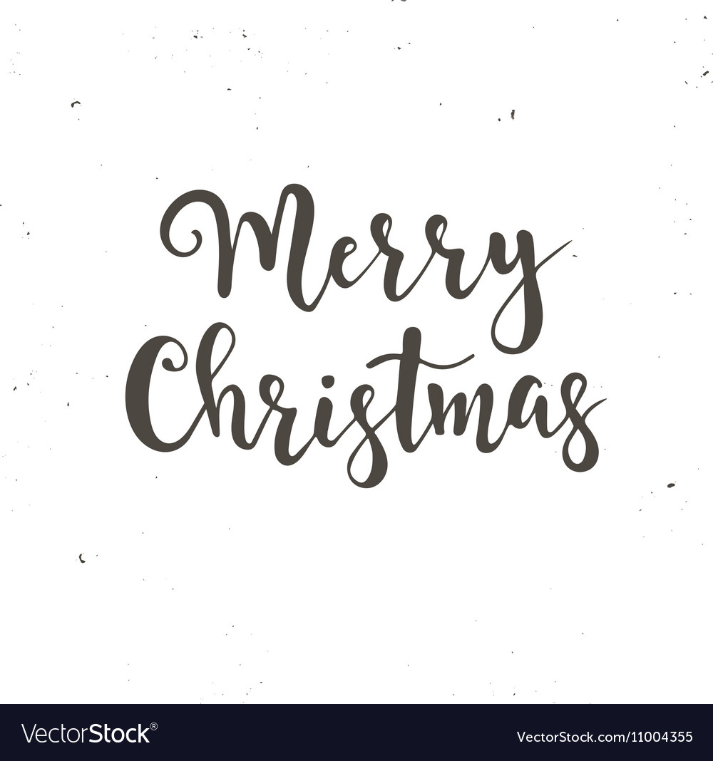 Merry Christmas and Happy New Year vintage cards Vector Image