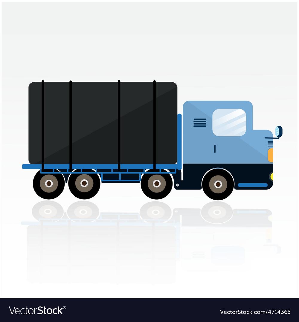 BLUE TRAILER CARTOON