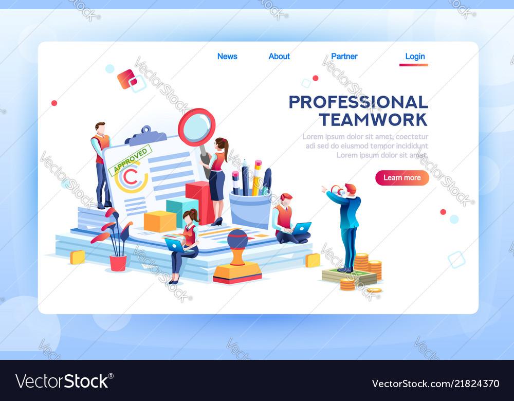Office web banner for website