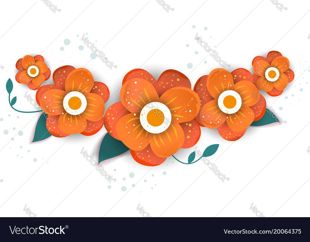 Floral bouquet design