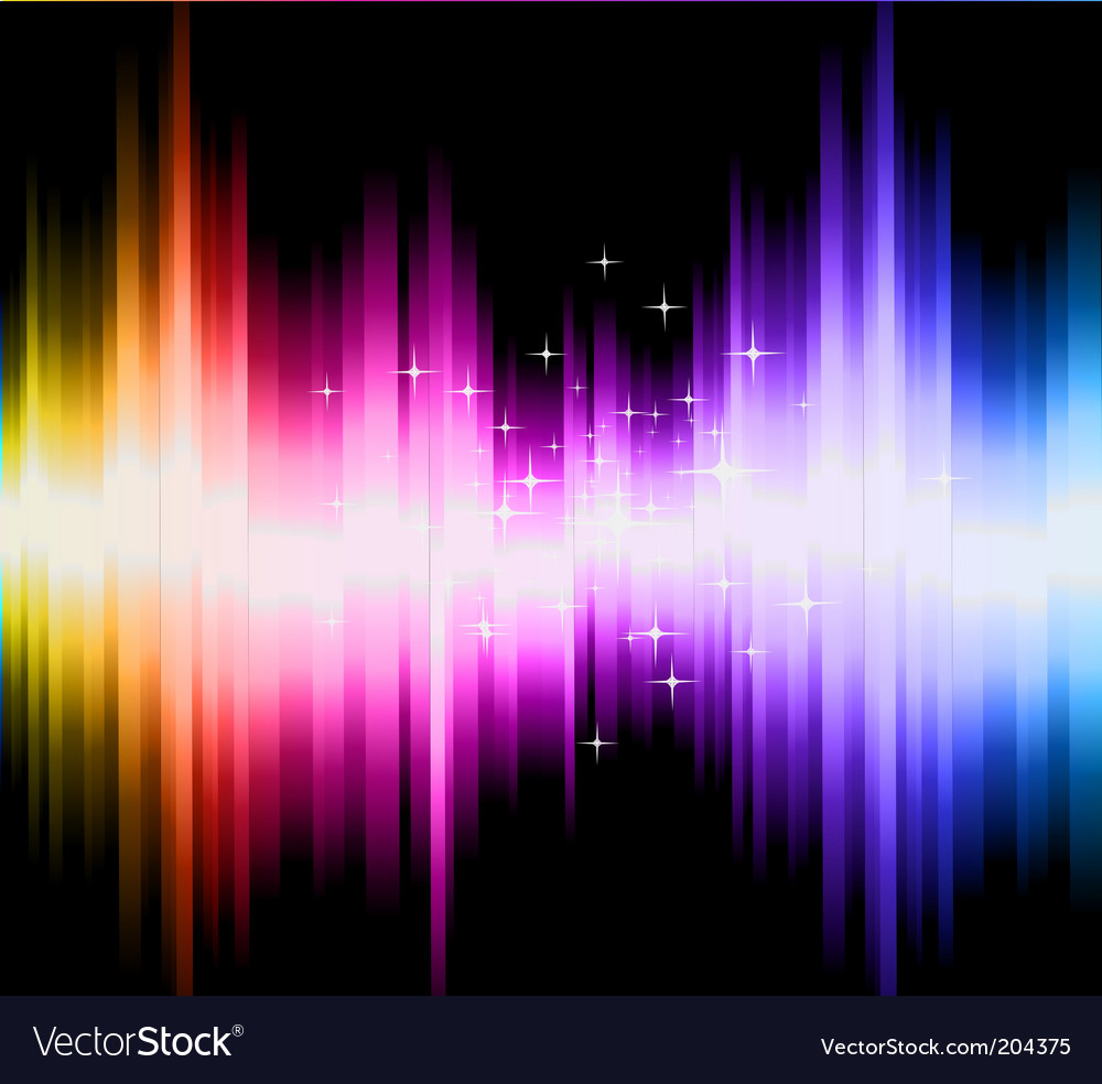 Magic gradient background