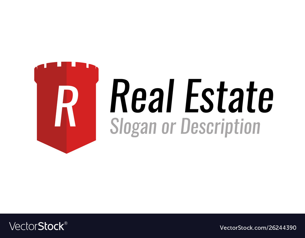 Logo design for a company engaged in real estate