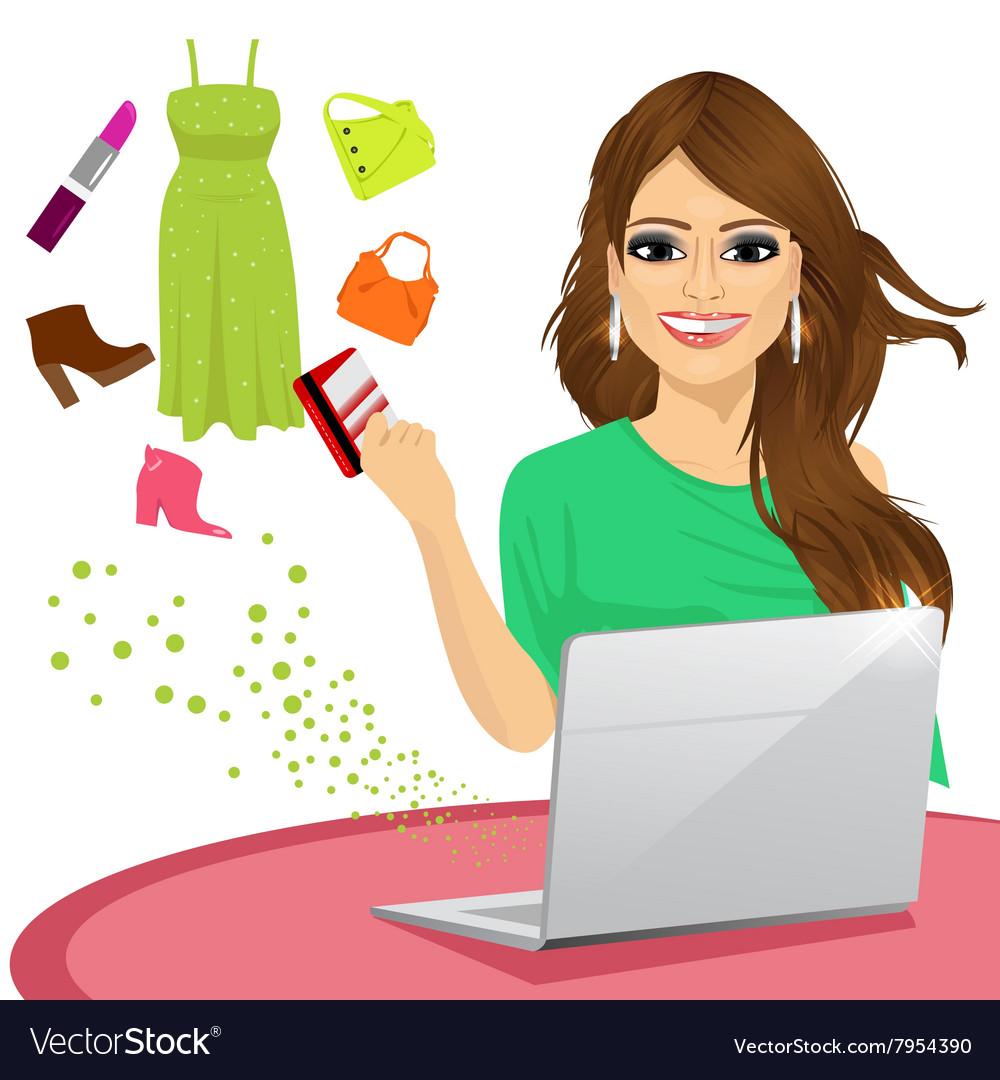 Ladies online shopping