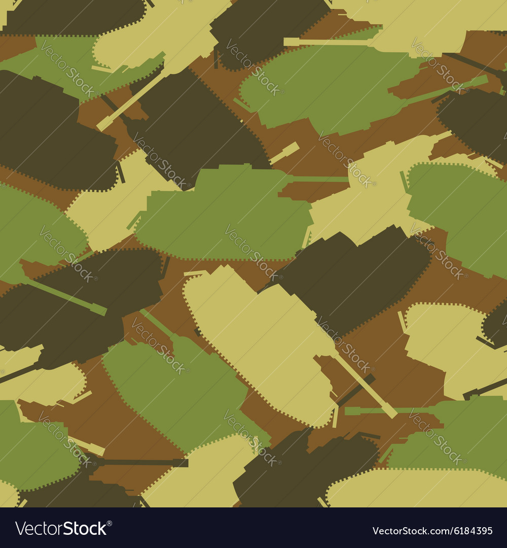 Army tank pattern Protective military background
