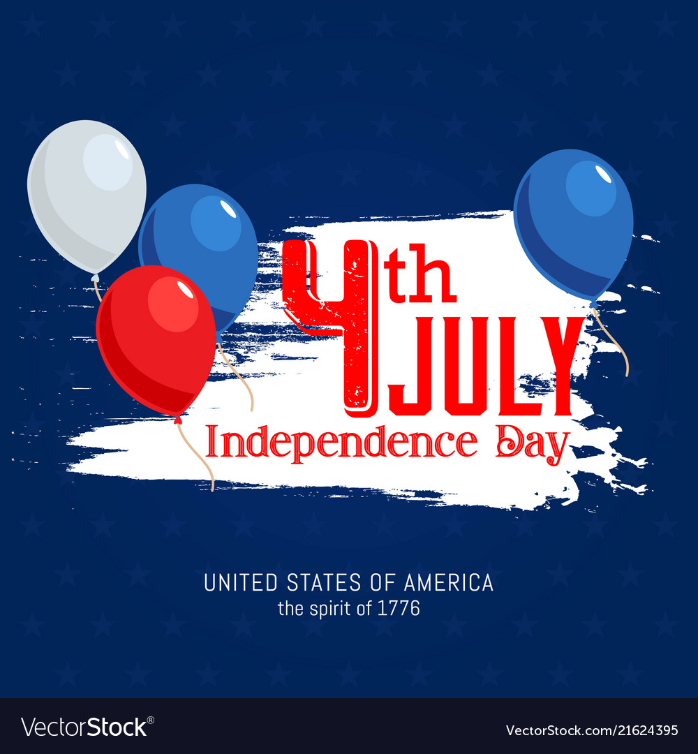 Independence day of america