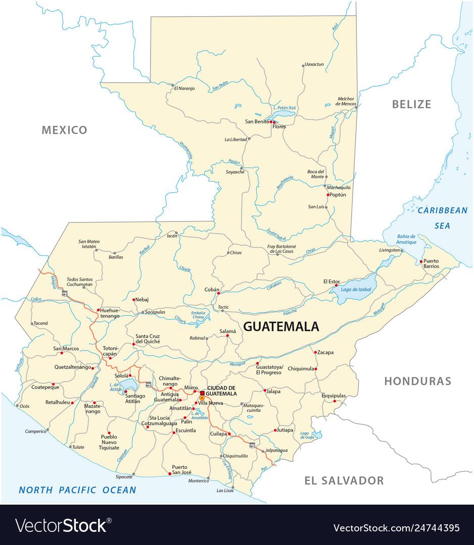 Republic guatemala road map