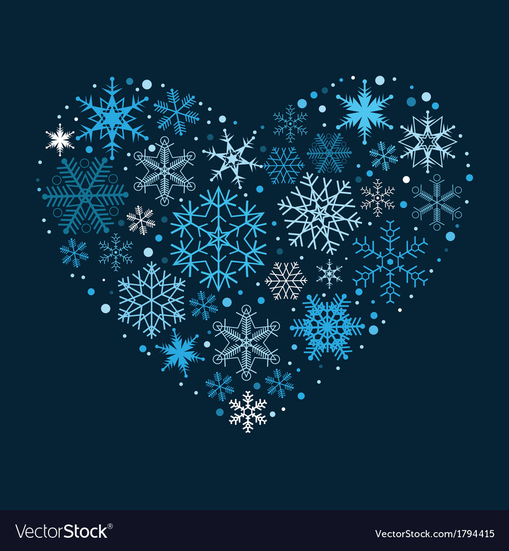 Heart of the Snowflakes