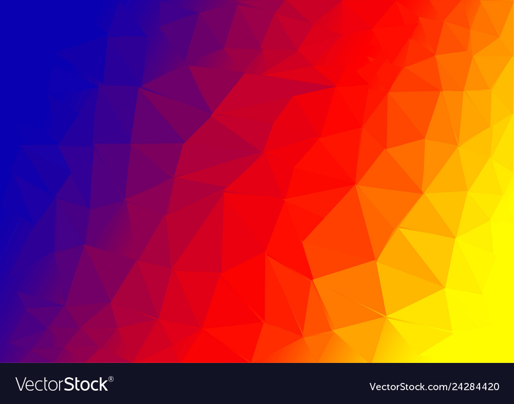 Abstract triangular multicolor backgroundeps 10