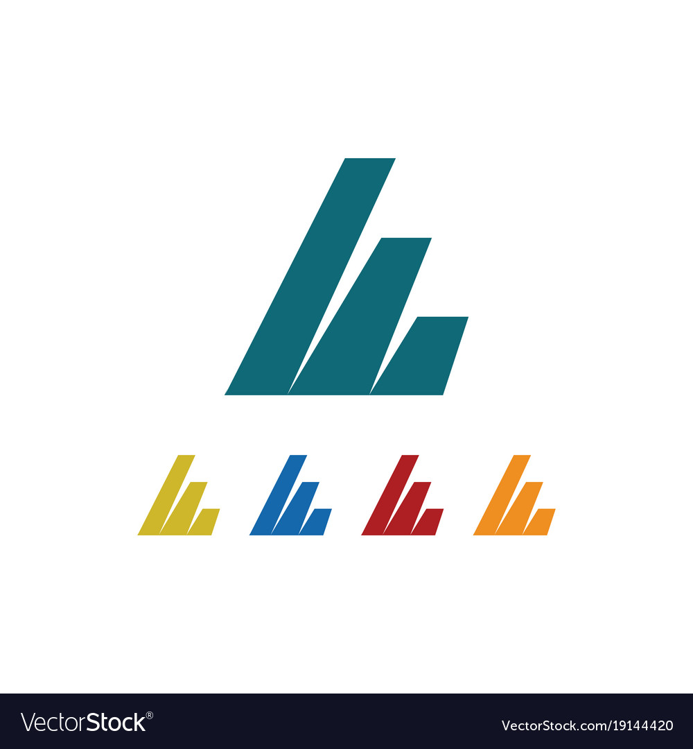 Square shape company logo