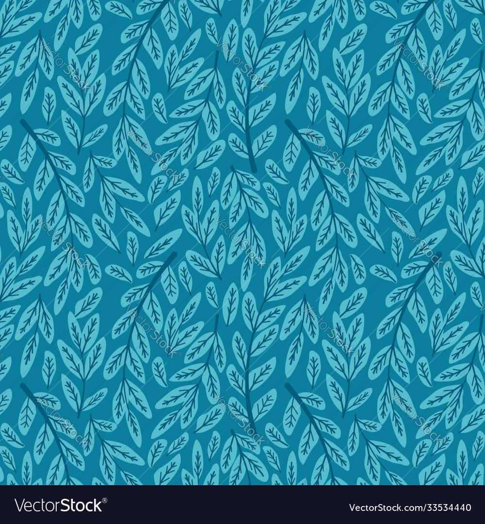Background wallpaper leaf pattern design