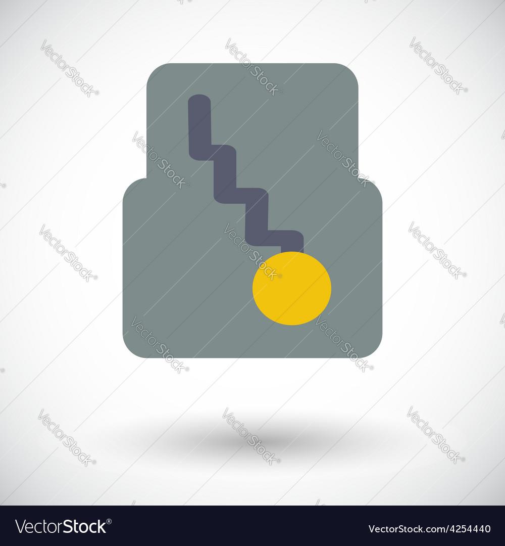Icon automatic gear