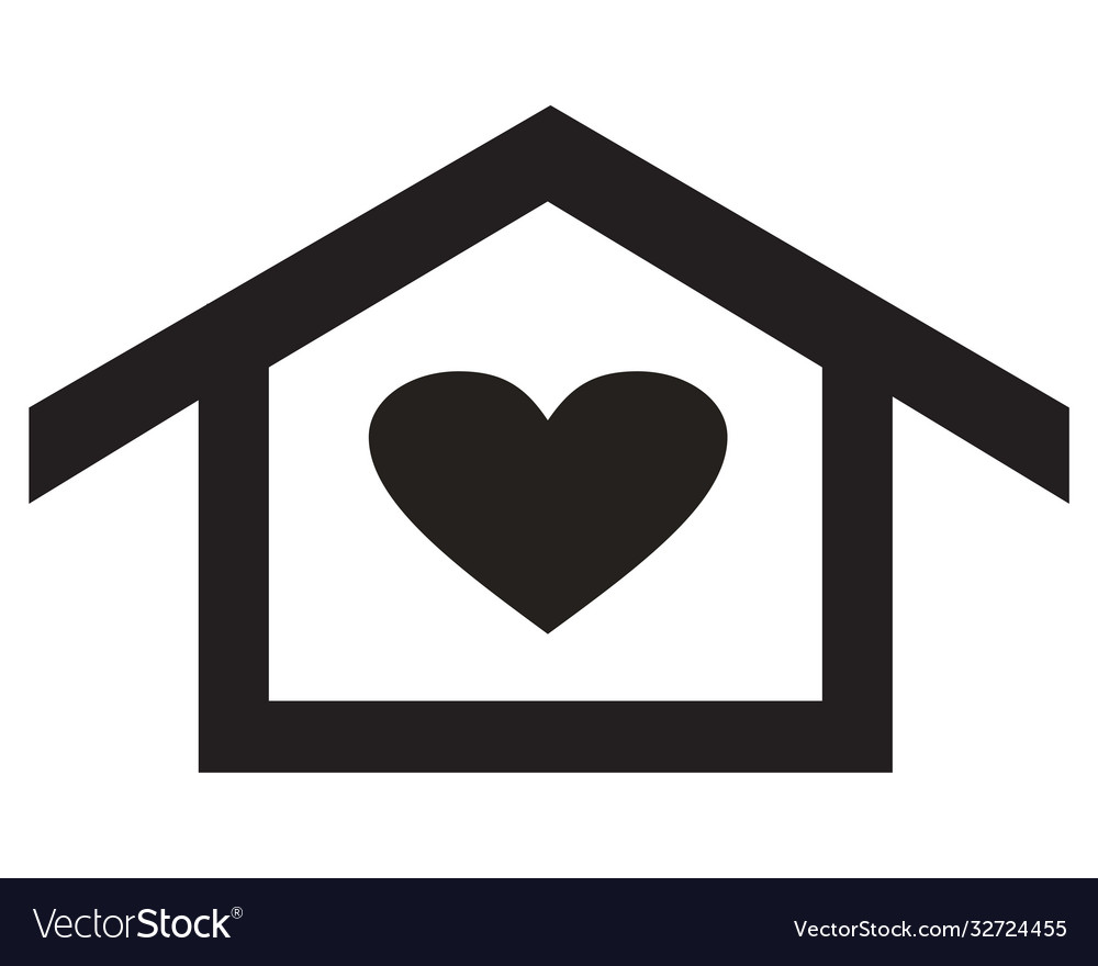 Home heart icon