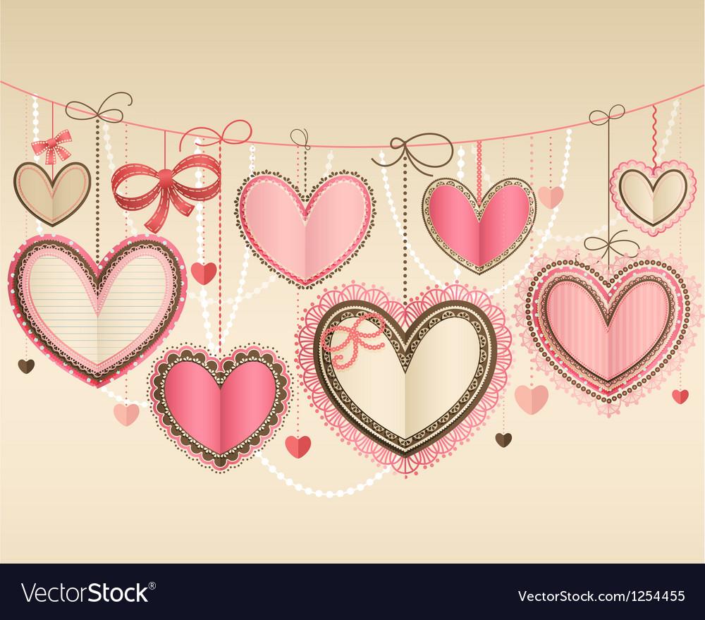 Valentines postcard