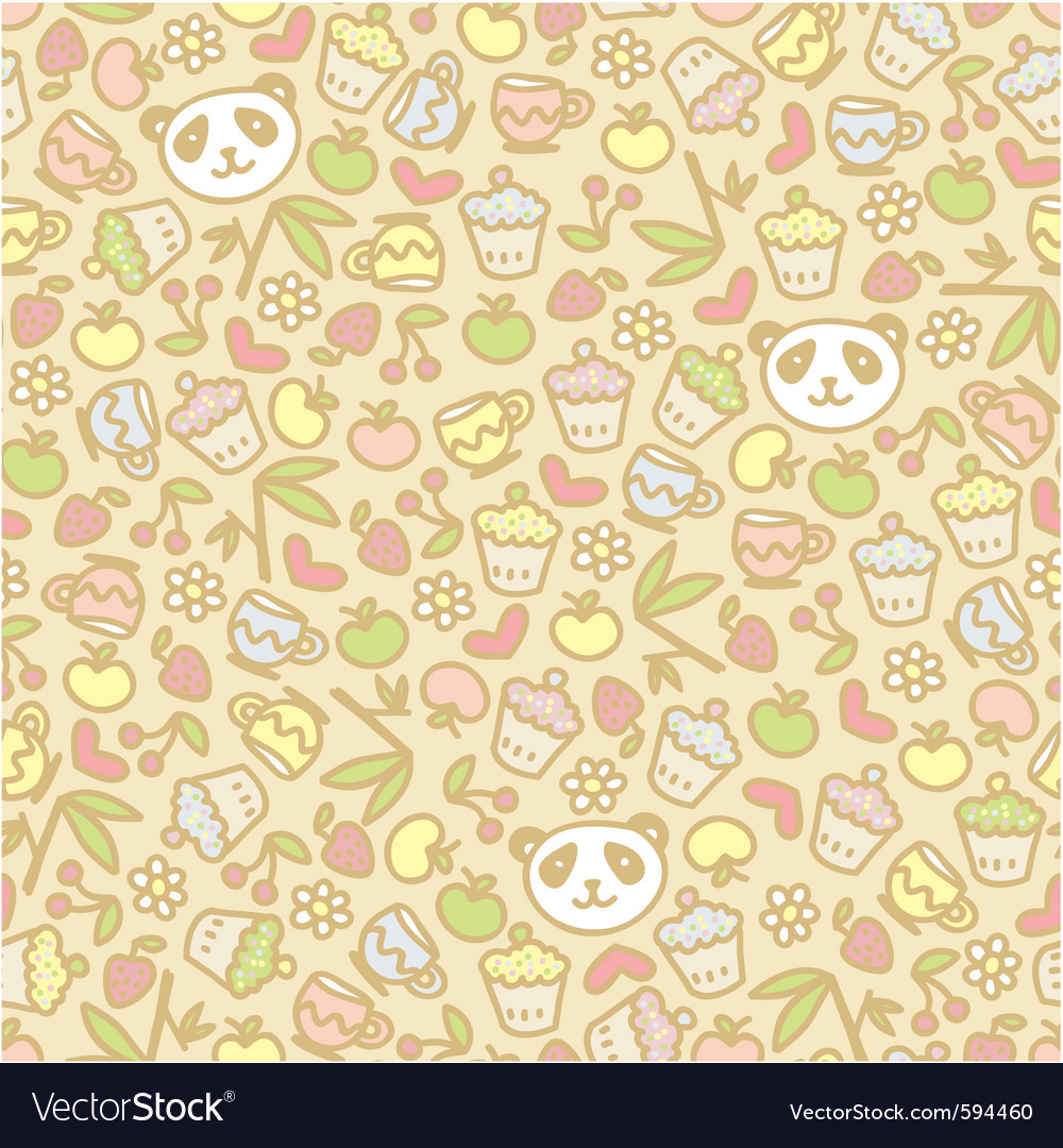 Sweet background royalty free vector image vectorstock sweet background vector image voltagebd Choice Image