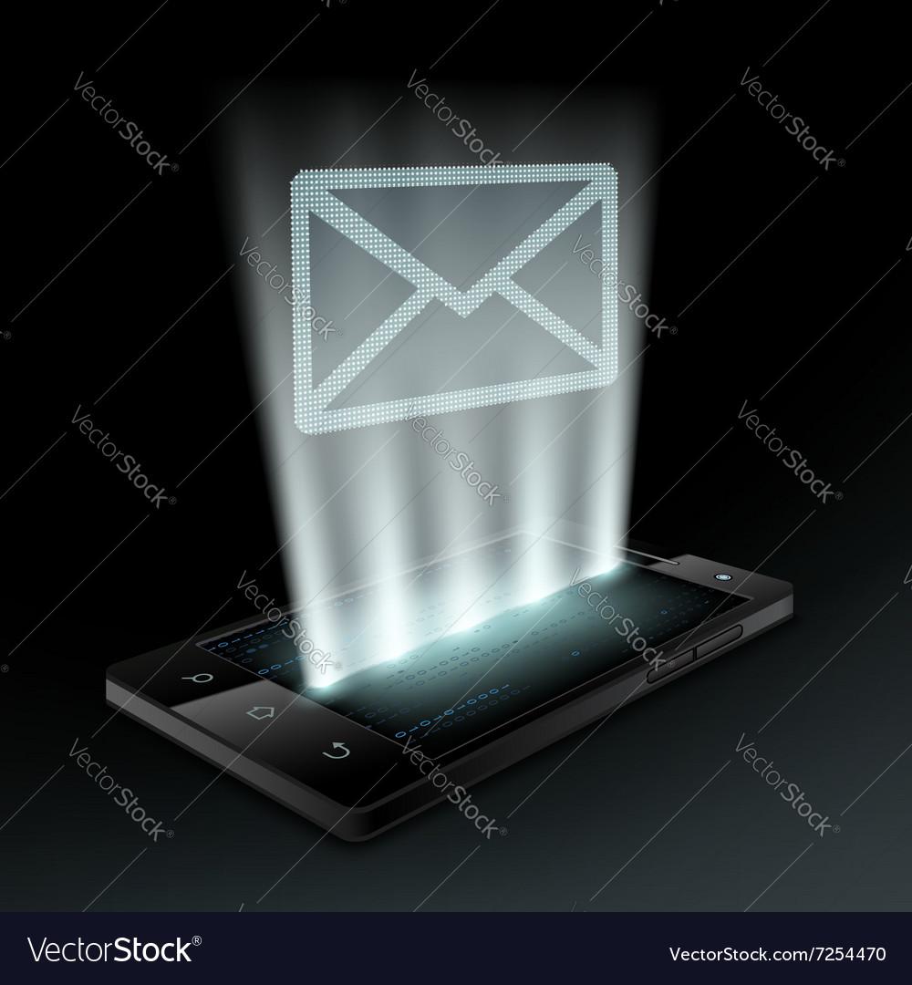 Smartphone Stock vector image