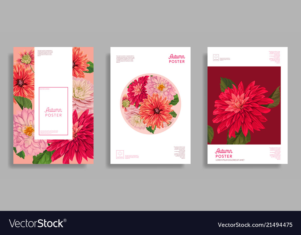 Floral Wedding Design Flowers Layout Background