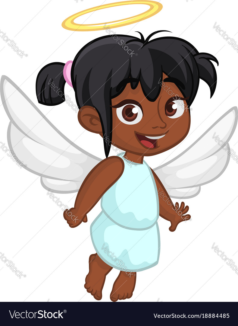 Angel clipart african american, Angel african american Transparent FREE for  download on WebStockReview 2020