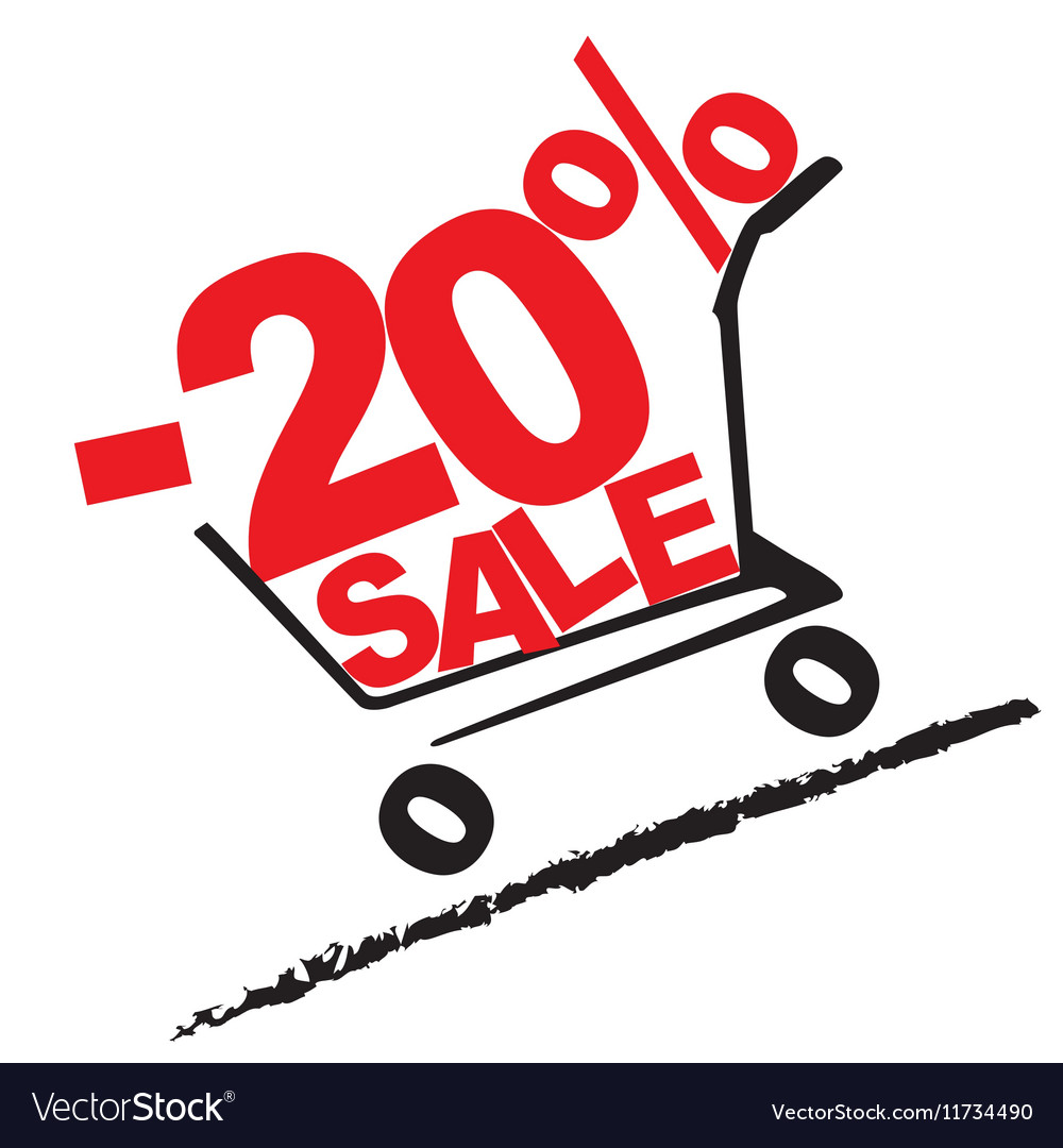 Big sale 20 percentage discount 2