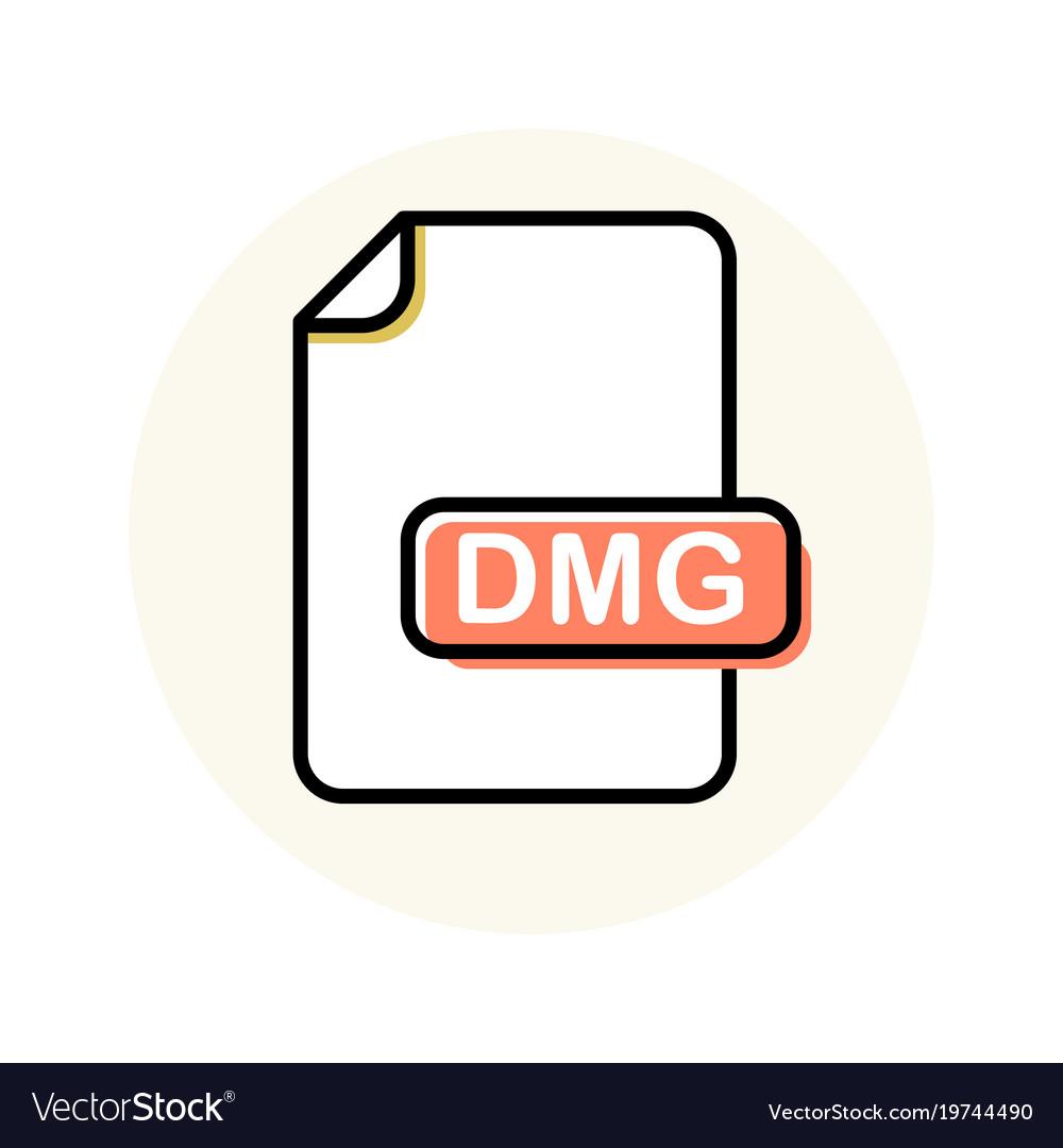 dmg file format