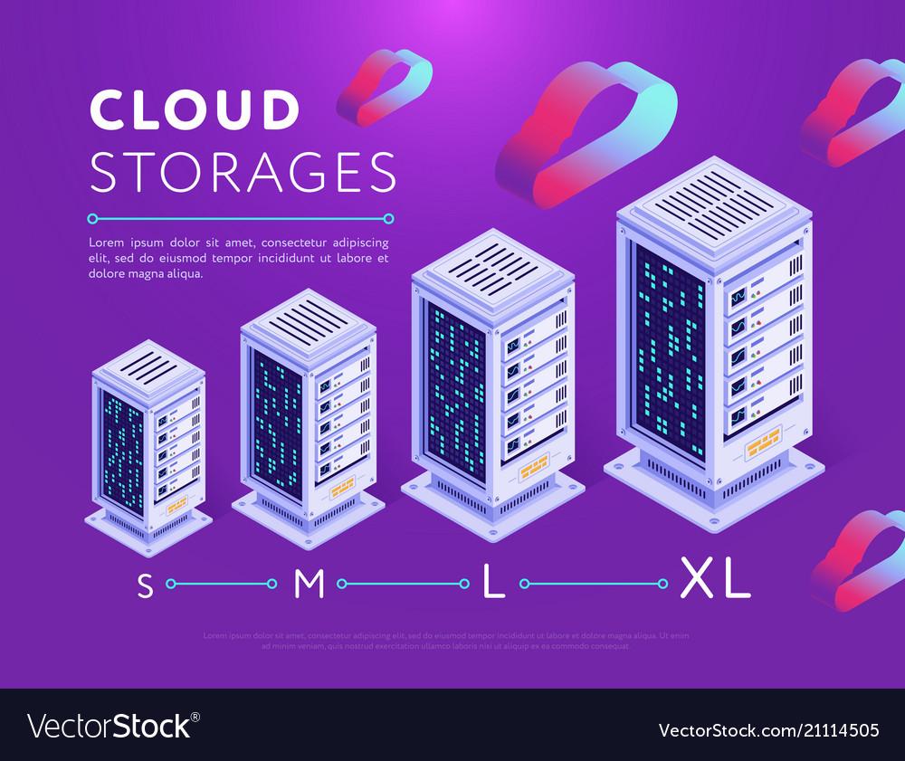 Arranged database storages on purple