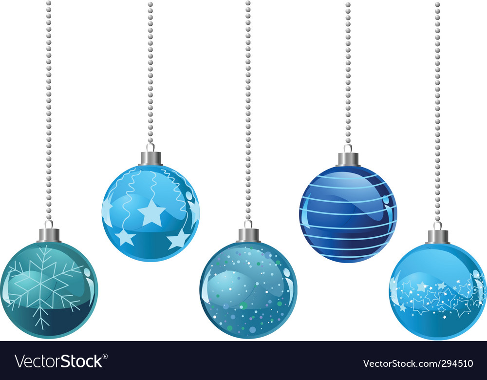 Christmas color balls