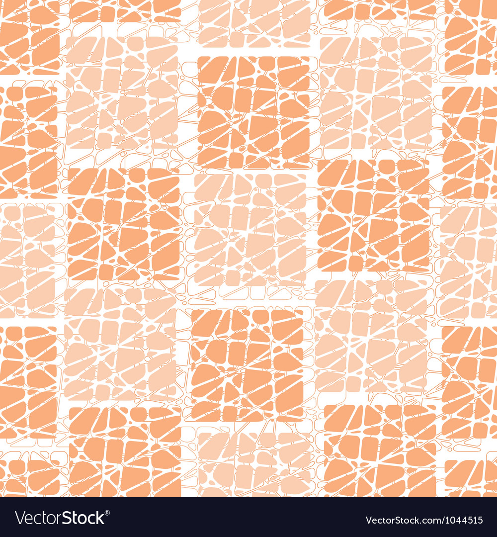 Abstract mosaic square texture